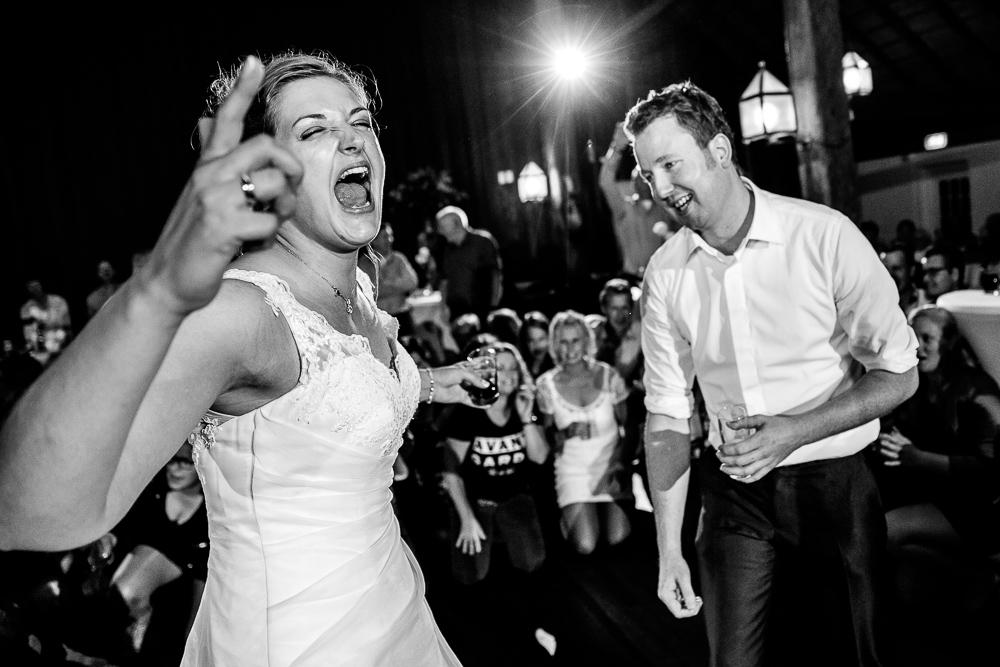 feest op je bruiloft