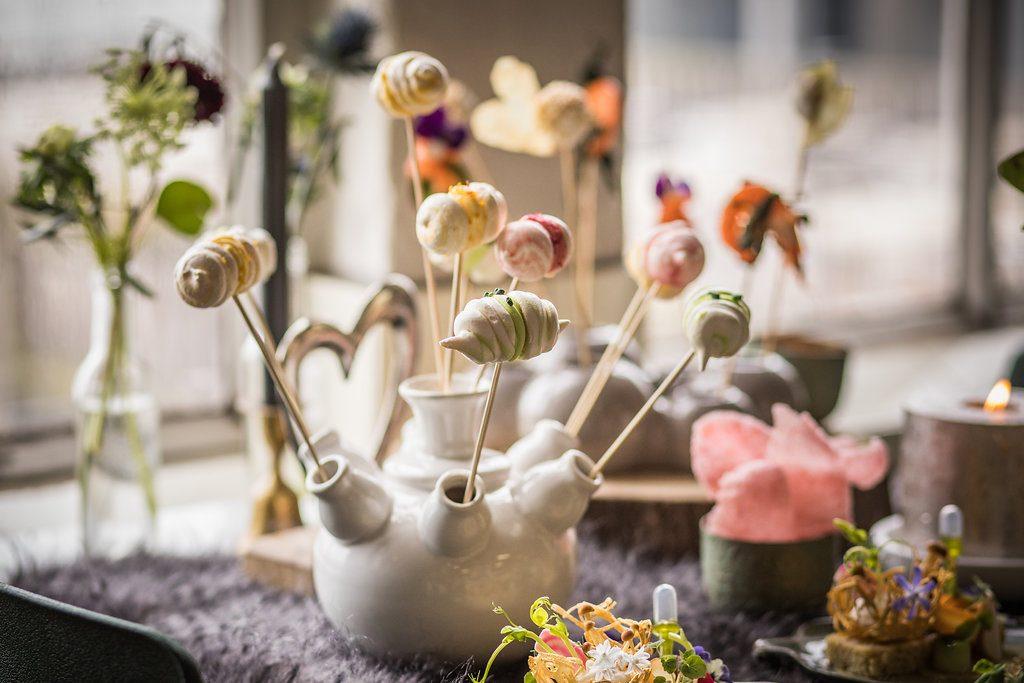 sweettable bruiloft