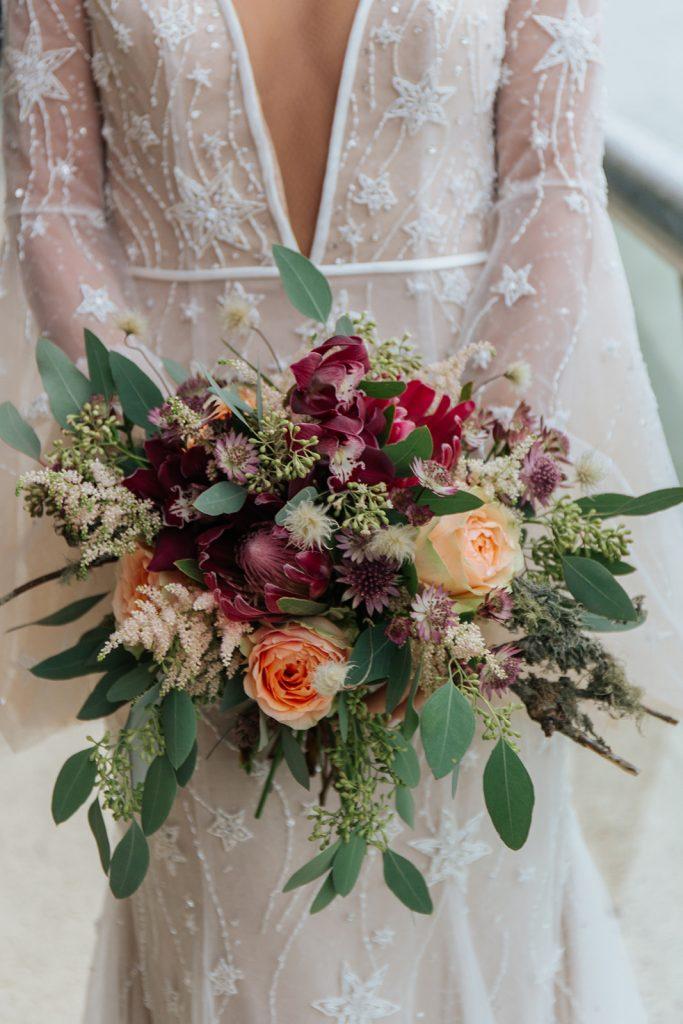 bruidsboeket najaar