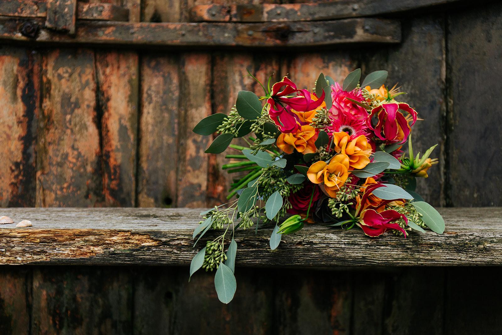 bruidsboeket lente