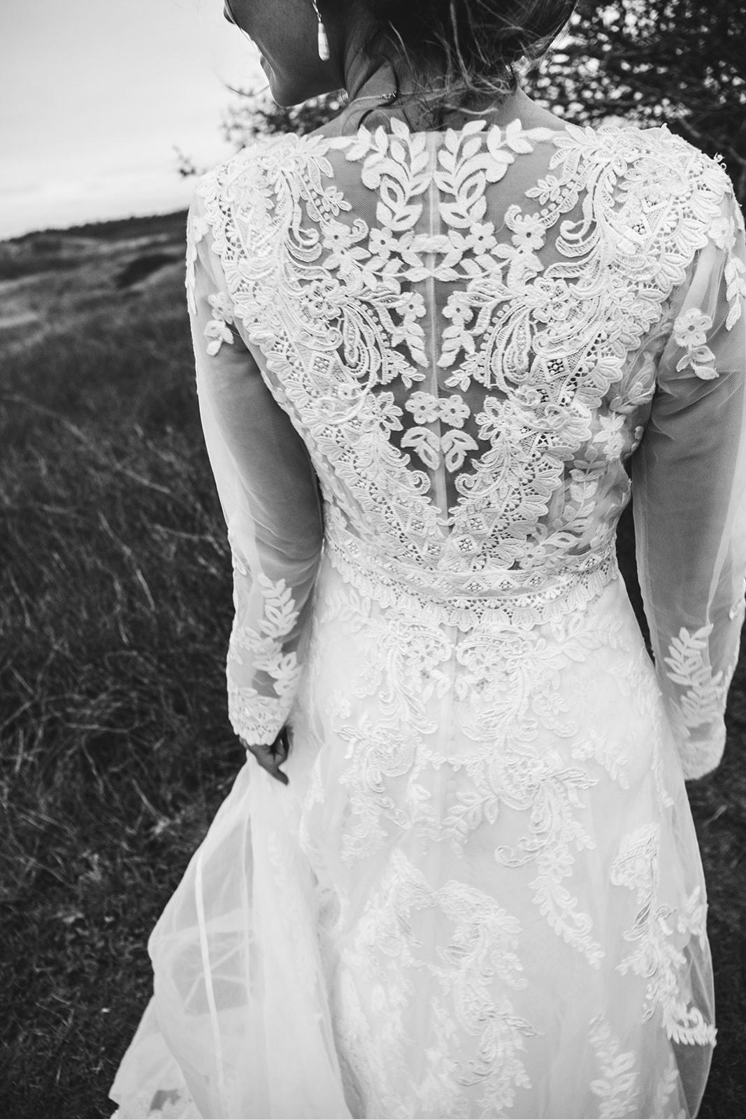 bohemian trouwjurk rug