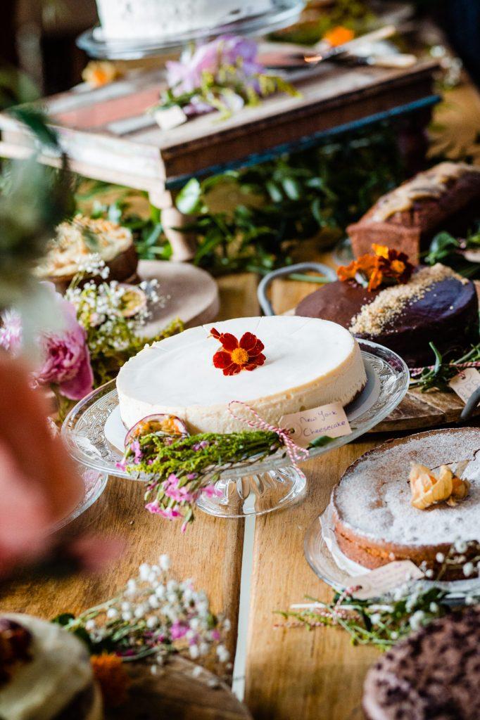 bruidstaart cheesecake