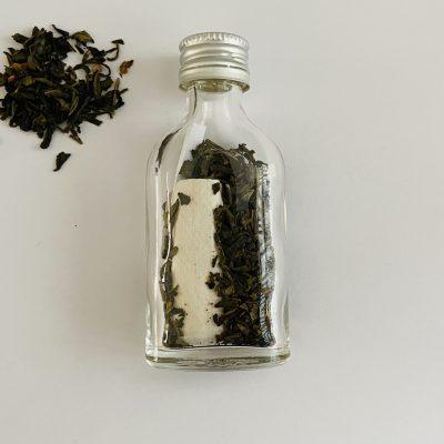 flessenpost thee